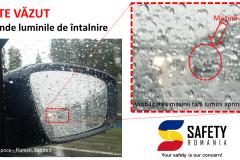 Fa-te vazut - aprinde luminile de intalnire Safety Romania