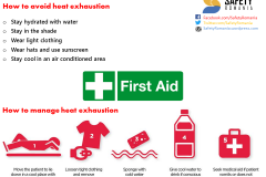 Heat exhaustion Safety Romania